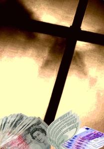 monied cross afire